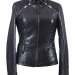 Women's Real Premium Lambskin Leather Jacket