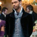 Bridgerton Simon Basset Black Tailcoat