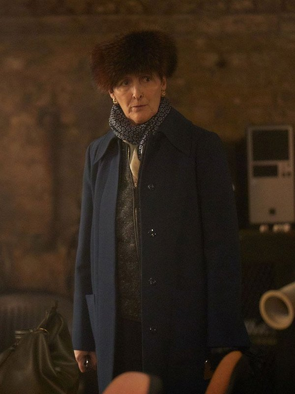 Carolyn Martens Killing Eve Long Coat