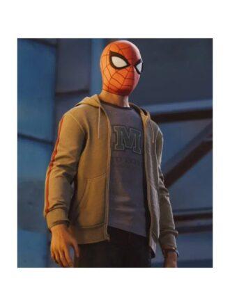 PS4 Spider-Man Miles Morales Hoodie