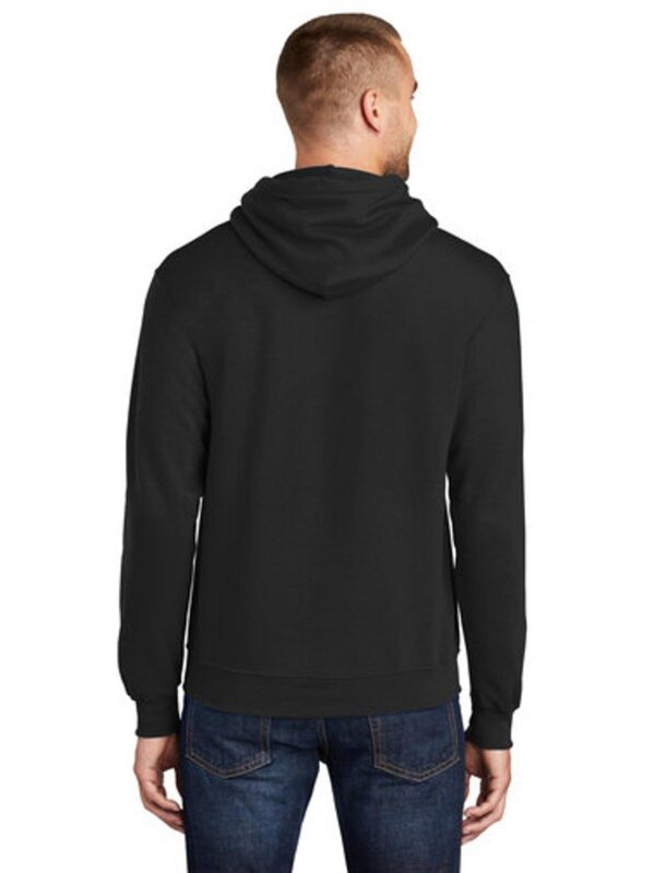 Pullover Style Carolina Panthers Black Hoodie For Men's