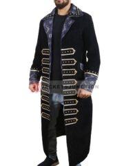 Steve Borden AEW Wrestler Sting Trench Coat