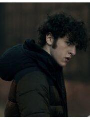 Blake The Equalizer Daniel Siani Green Hooded Puffer Jacket