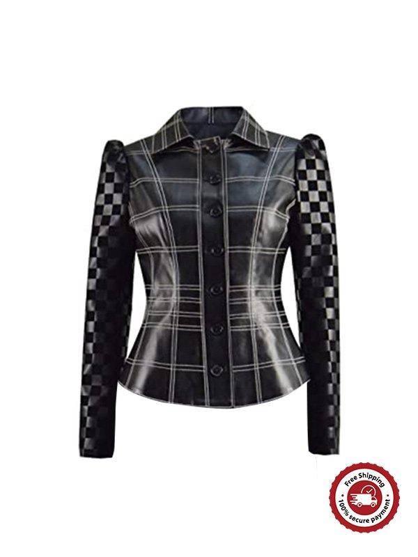 Cruella Leather Jacket