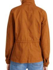 Maddie Kendall 9-1-1 S04 Jennifer Love Hewitt Brown Cotton Jacket