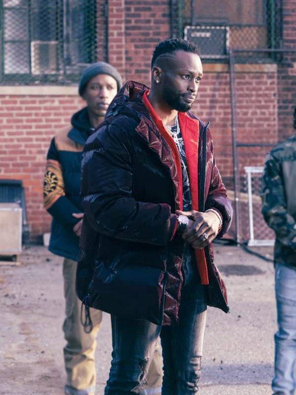 The Equalizer Jayson Wesley Puffer Jacket