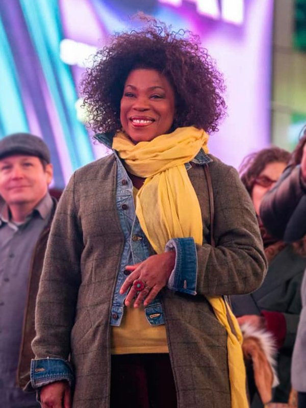 The Equalizer Lorraine Toussaint Trench Coat