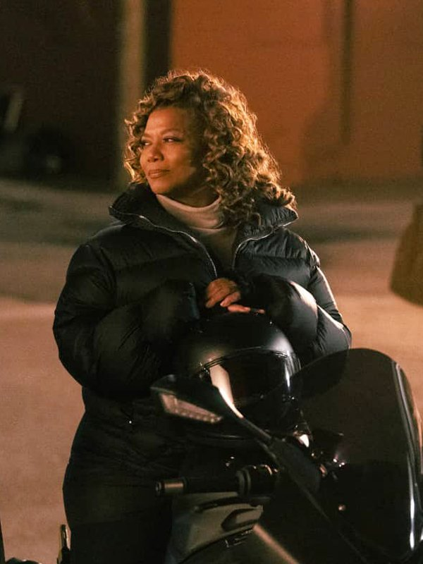 The Equalizer Robyn McCall Puffer Jacket