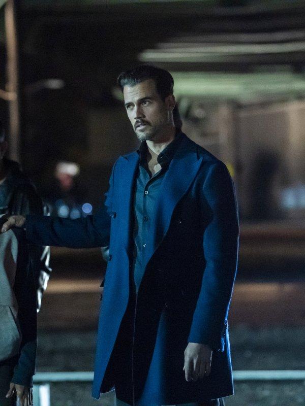 The Equalizer Thomas Beaudoin Blue Coat