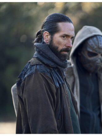 The Walking Dead James Devoti Trench Coat