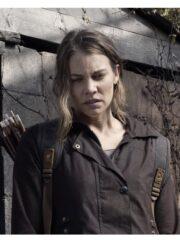 The Walking Dead Maggie Rhee Cotton Coat