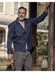 The Walking Dead Negan Blue Jacket