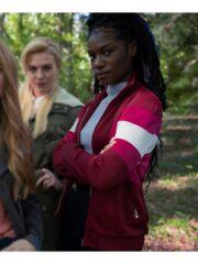 Fate The Winx Saga Precious Mustapha Red Jacket