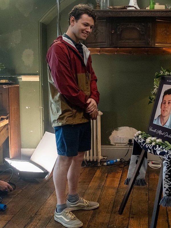 Killing Eve Sean Delaney Hooded Jacket