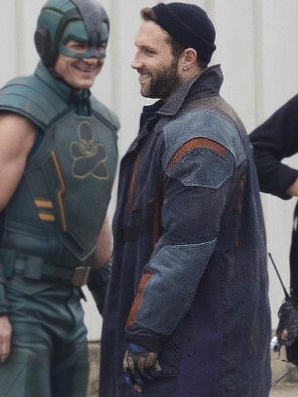 Captain Boomerang The Suicide Squad 2021 Jai Courtney Black Coat