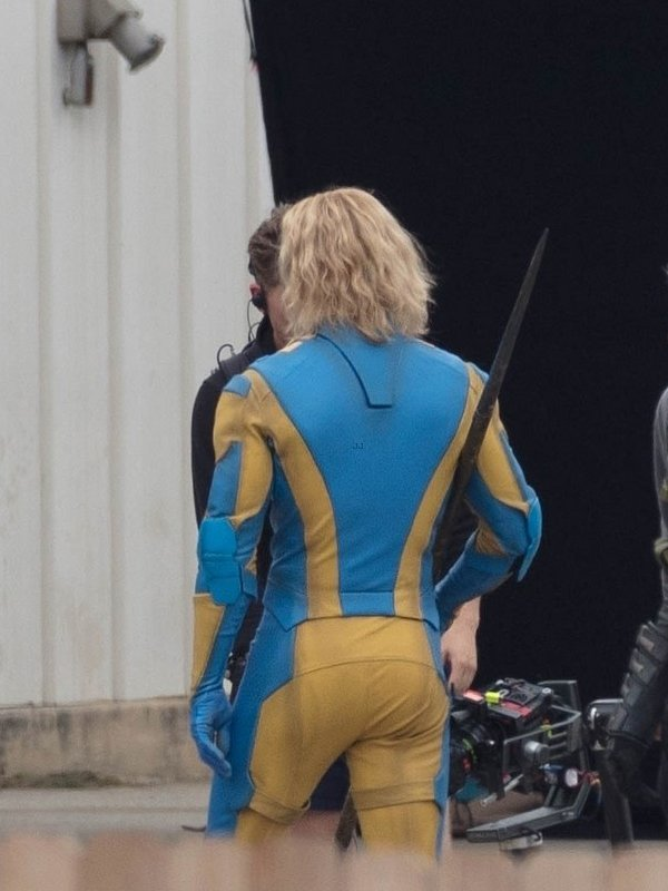 Javelin The Suicide Squad Flula Borg Leather Jacket