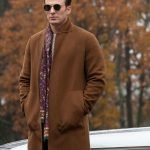 Knives Out Chris Evans Trench Coat