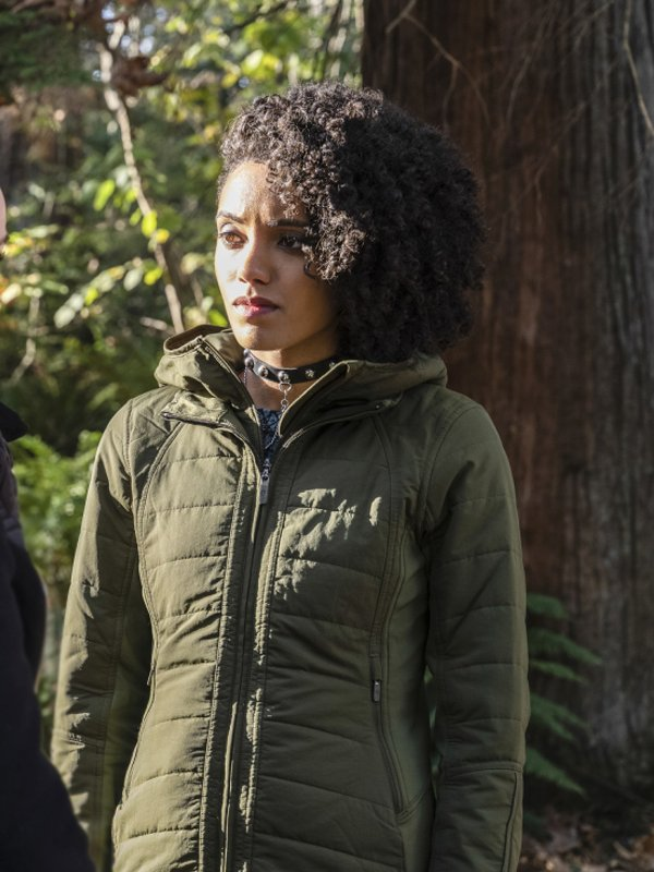 Maisie Richardson-Sellers Legends Of Tomorrow S05 Charlie Green Jacket