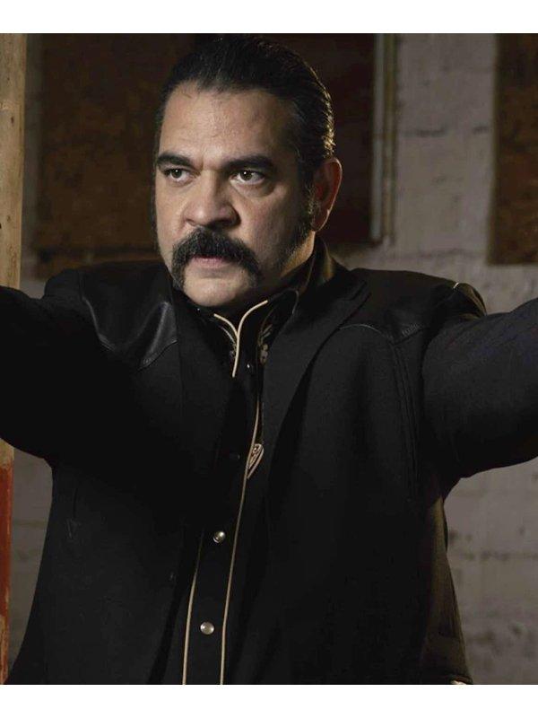Pote Galvez Tv Series Queen of the South Hemky Madera Black Blazer