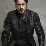 Queen of The South Peter Gadiot Leather Jacket