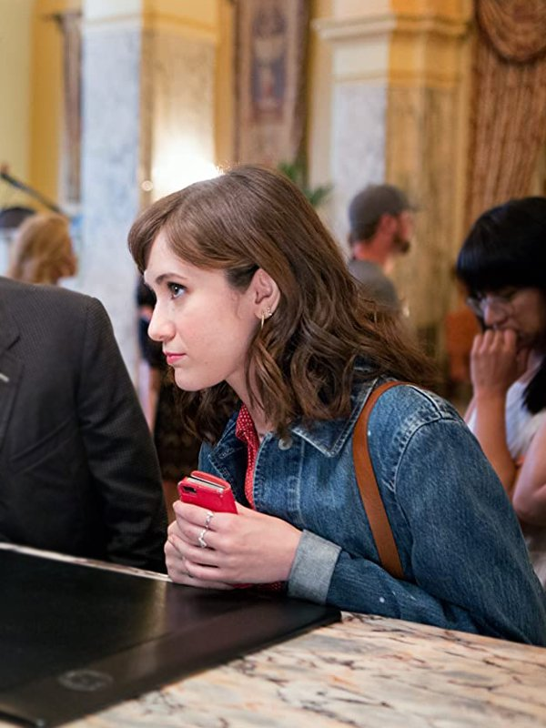 Rachel TV Series Master of None Noël Wells Denim Blue Jacket