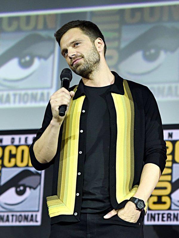 Sebastian Stan The Falcon & The Winter Soldier Jacket