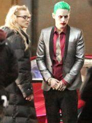 Suicide Squad Joker Silver Tuxedo
