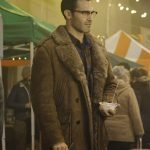 Superman and Lois Clark Kent Brown Suede Coat