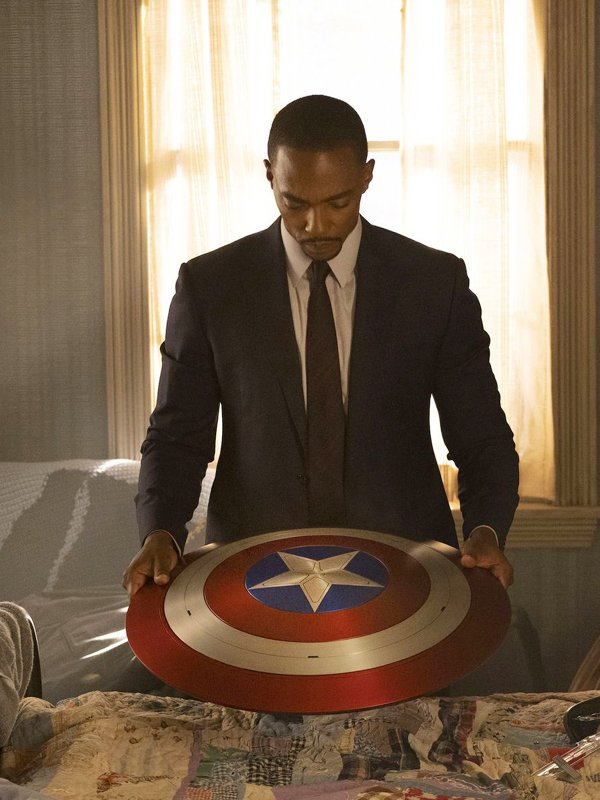 The Falcon the Winter Soldier Anthony Mackie Blazer