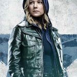 The Falcon & the Winter Soldier Sharon Carter Leather Coat