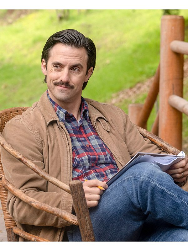 This Is Us S04 Jack Pearson Brown Jacket