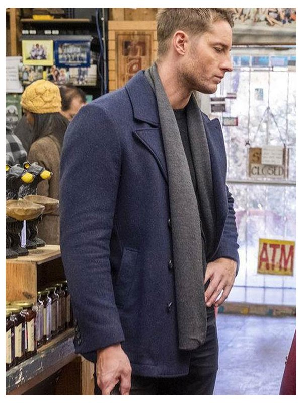 This is Us S04 Justin Hartley Coat