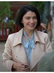 Behind Her Eyes Eve Hewson Trench Coat