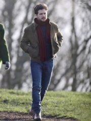 Eternals Kit Harington Jacket