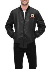 Johnny Lawrence Dojo Eagle Fang Karate Black Jacket