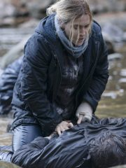 Kate Winslet Mare of Easttown Detective Mare Sheehan Hooded Jacket