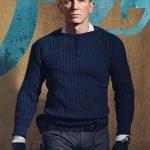 No Time to Die Daniel Craig Sweater