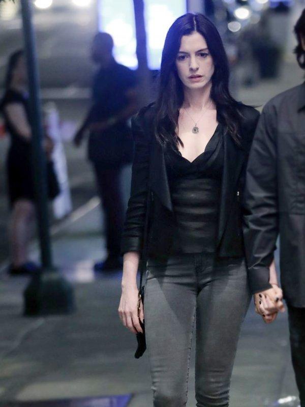 Tv Series Wecrashed Anne Hathaway Jacket