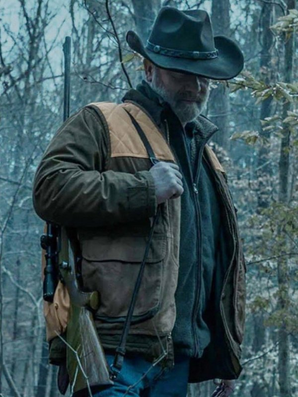 Jacob Snell Tv Series Ozark S04 Peter Mullan Brown Vest