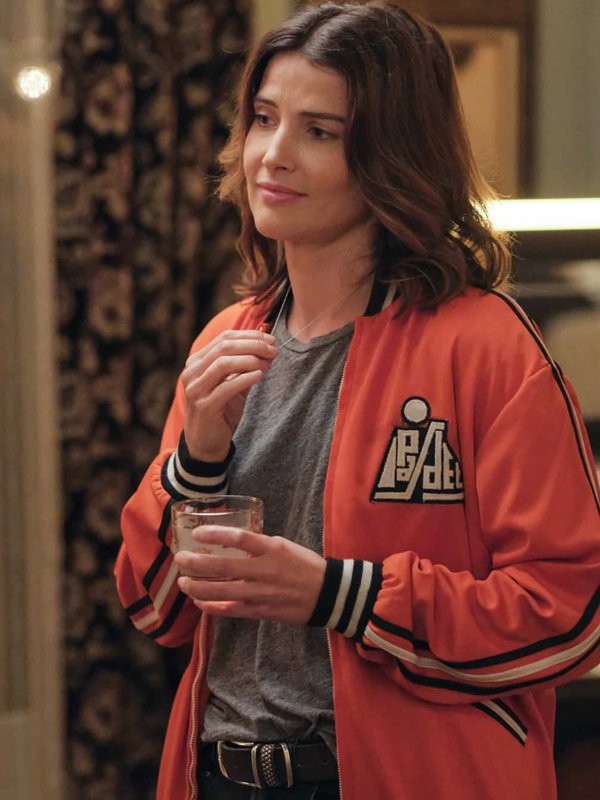 Stumptown S02 Cobie Smulders Bomber Jacket