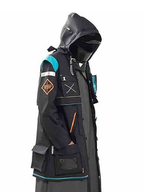 Video Game Arknights Doctor Coat