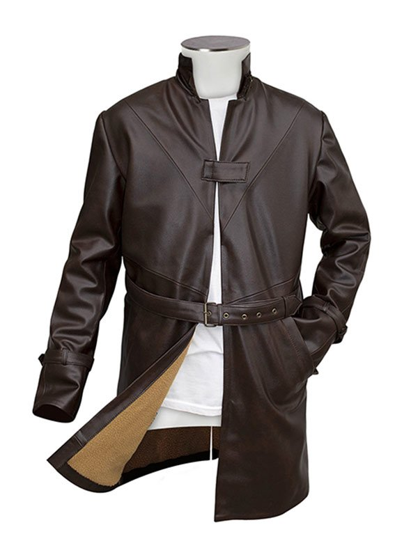 Watch Dogs Aiden Pearce Leather Jacket