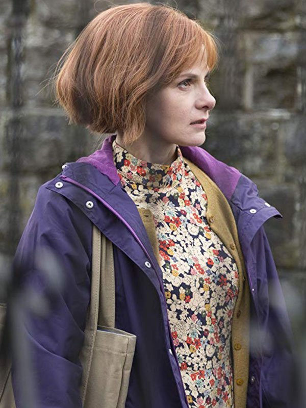 A Discovery Of Witches Louise Brealey Jacket