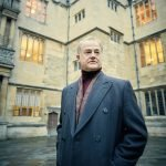 A Discovery Of Witches Owen Teale Trench Coat