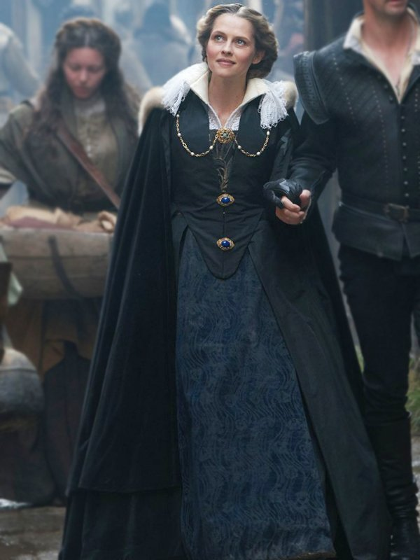 A Discovery Of Witches Teresa Palmer Coat