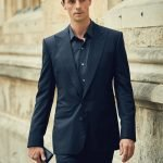 A Discovery of Witches Matthew Goode Blazer
