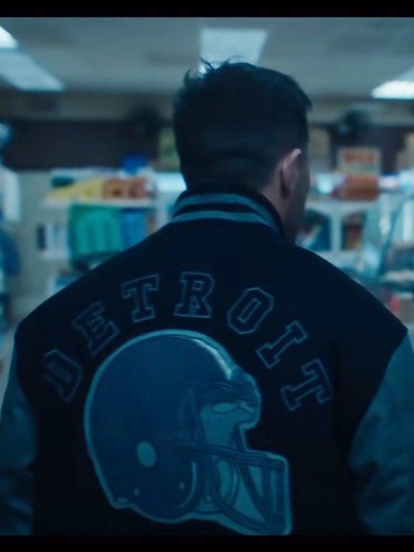 Eddie Brock Venom 2 Tom Hardy Bomber Varsity Jacket