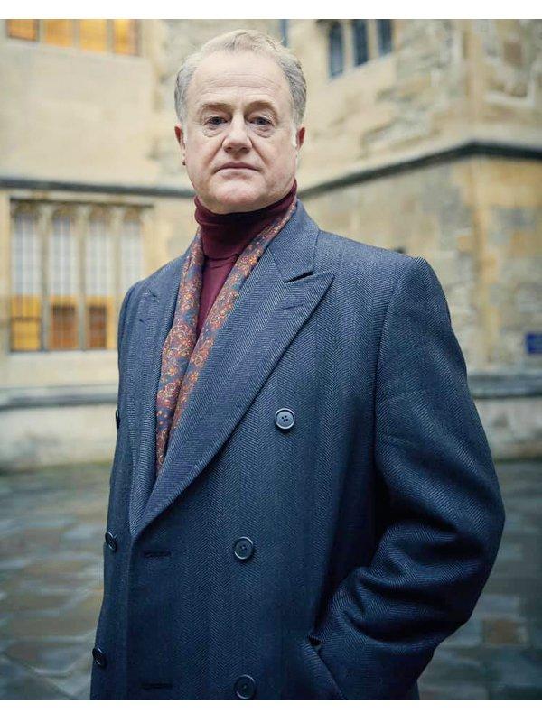Peter Knox Grey Coat