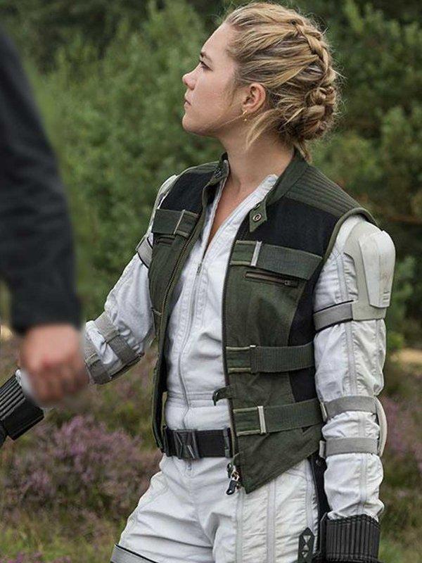 Black Widow Florence Pugh Vest