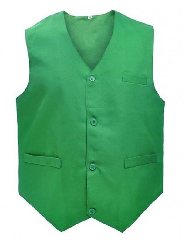 Loki Tom Hiddleston Green Vest